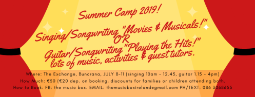 summer camp '19